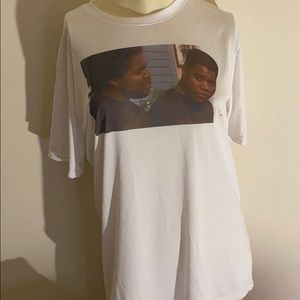 Boyz n' the hood moment graphic tee.